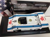 Porsche 917/10 G Follmer  Winner Road Atlanta 1973 Diecast Model in 1:18 Scale by Minichamps