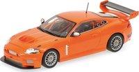 JAGUAR XKR GT3 'STREET' - 2008 - ORANGE Model Car in 1:43 Scale by Minichamps