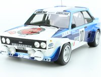 Fiat 131 Abarth ROHRL MC 1980 in 1:18 Scale by Solido