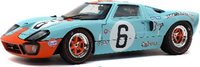 Ford GT40 MKI 1969 Le Mans in 1:18 Scale by Solido