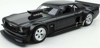 1965 Ford Mustang Black Edition in 1:18 Scale by Top Marques Collectibles