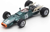 BRM P126 #15 2nd Monaco GP 1968 in 1:43 Scale by Spark