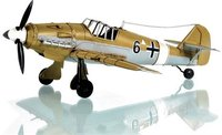 1935 Messerschmitt BF 109 Fighter in 1:8 Scale by Old Modern Handicrafts