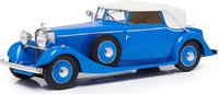 1934 Hispano Suiza J12 Three-Position Drophead Coupe by Fernandez & Darrin  in 1:18 Scale by Esval Models