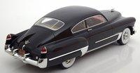1949 Cadillac Series 62 Club Sedanette Black Resin Model Car in 1:18 Sale by BoS Models