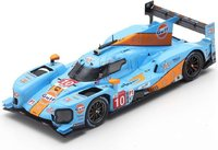 BR1 Gibson No.10 DragonSpeed 24H Le Mans 2019 in 1:43 Scale by Spark
