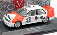 BMW M3 E30 Dealer Team 1991 in 1:43 Scale by CMR