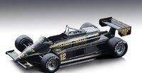 Lotus 87 #12 1981 Las Vegas GP Nigel Mansel in 1:18 scale by Tecnomodel
