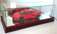 Corvette Display case for 1:18 scale Corvette Models