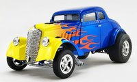 1933 Flamed Gasser in 1:18 Scale by Acme