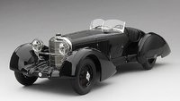 1930 Mercedes-Benz SSK Count Trossi in 1:18 Scale by KK Models