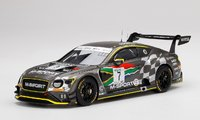 Bentley Continental GT3 #7 in 1:18 scale by Topspeed