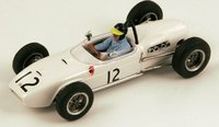 1961 Lotus 18, No.12, Belgium GP Model Car in 1:43 Scale by Spark