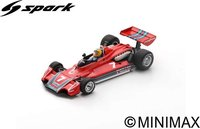 Brabham BT45 No.7  Canadian GP 1976  Larry Perkins in 1:43 scale by Spark