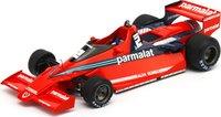1978 Alfa Brabham BT46B Fan Car Swedish GP #2 Model Car in 1:43 Scale by Truescale Miniatures
