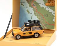 Range Rover Camel Trophy Sumatra 1981 Edition Diecast Model in 1:43 by Almost Real