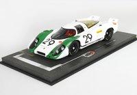 Porsche 917 69 1000 Km Zeltweg 1969 Winner with Display Case in 1:18 scale by BBR