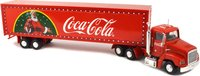 Coca-Cola Holiday Caravan LED Lights in 1:43 scale by Motor City Classics