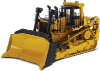 Cat® D10T2 Track Tape Tractor in 1:50 scale by Diecast Masters