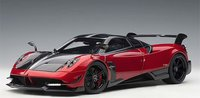 Pagani Huayra BC in Red in 1:18 Scale by AUTOart