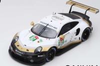 Porsche 911 RSR #92 Le Mans 2019  in 1:12 Scale by Spark