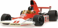 1976 McLaren Ford M23 - James Hunt Model Car in 1:43 Scale by Minichamps