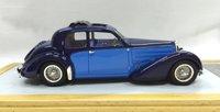 1937 Bugatti T57 Galibier Gangloff Demi Berline sn57603 Model Car in 1:43 Scale by Ilario