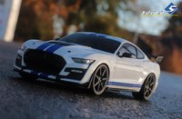 2020 Shelby Mustang GT500 in 1:18 Scale by Solido