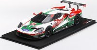 Ford GT GTLM #67 2019 Daytona 24 Hr.  in 1:18 Scale by Topspeed