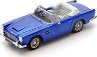 1962 Aston Martin DB4 Convertible Resin Model Car in 1:43 Scale by Spark
