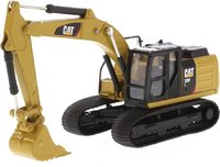 Cat® 320F L Hydraulic Excavator in 1:64 by Diecast Masters
