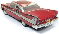 1958 Plymouth Fury Dirty Version CHRISTINE Model Car in 1:18 Scale by Auto World