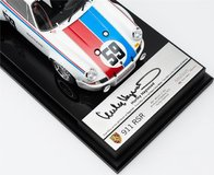 1973 Porsche 911 RSR Signature Edition Daytona Winner in 1:18 Scale by Amalgam