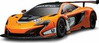2014 McLaren 650S GT3 Goodwood Festival of Speed Model Car in 1:18 Scale by Truescale Miniatures