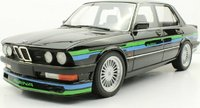 1988 BMW Alpina B10 3.5 in Black in 1:18 Scale by LS Collectibles