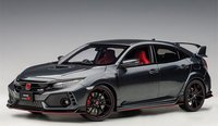 Honda Civic Type R (FK8), Polished Metal in 1:18 Scale by AUTOart