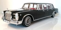 Mercedes-Benz Pullman Limousine in 1:18 Scale by CMC