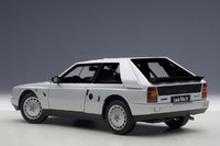 Lancia Delta S4 in Grey Model Car by AUTOart in 1:18 Scale