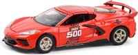 2020 Chevrolet Corvette C8 Stingray Coupe Indianapolis 500 Official Pace Car in 1:43 scale by Greenlight