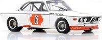 1973 BMW CSL Monza Winner Niki Lauda in 1:43 Scale by Spark-1