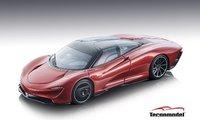 McLaren Speedtail  Metallic Orange 2019  LE 99 Pieces in 1:43 scale by Tecnomodel