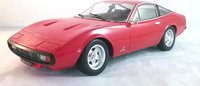 1971 Ferrari 365 GTC4 by KK Diecast in 1:18 Scale