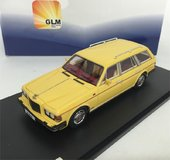 Bentley RJD Val' D'Isere Wagon  Model Car in 1:43 Scale by GLM