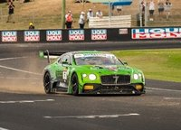 Bentley Continental GT3 #7  2020 Liqui-Moly Bathurst 12 Hr. Winner  Bentley Team M-Sport  in 1:43 scale by TSM