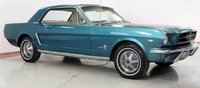Ford Mustang Hardtop Coupe 1965 in 1:18 scale by Norev
