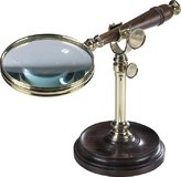 Magnifying Glass With Stand by Authentic Models