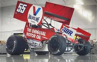 #55 Valvoline/Alex Bowman Racing in 1:64 Scale by Acme
