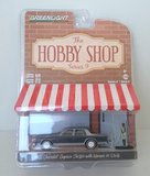 1981 Chevrolet Caprice Classic in  grey in 1:64 scale by greenlight