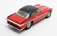 1953 Ferrari 212 Inter Coupe Vignale Red Model Car in 1:18 Scale by Matrix