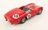 1961 Ferrari TR61 Winner Le Mans 1961 Model Car in 1:18 Scale by Looksmart